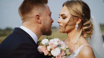 Patrycja & Mateusz - klip z przepięknego wesela w Osadzie Danków
